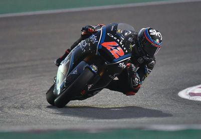 Bagnaia vence con autoridad y es el nuevo líder en el Gran Premio de Austin de Moto2