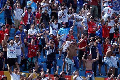 Detienen a 11 personas durante el clásico entre Nacional y Peñarol