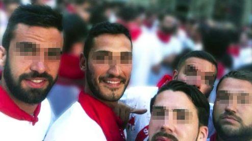 Nueve años de cárcel para los miembros de 'La Manada'