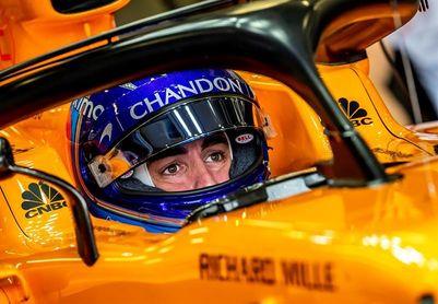 Fernando Alonso, eliminado en la Q2