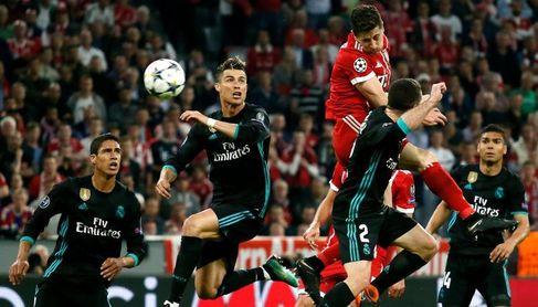 Cristiano Ronaldo y Carvajal siguen con su puesta a punto para Kiev
