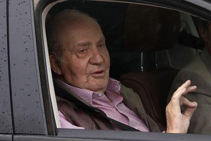 El Rey Juan Carlos, baja en la Regata de la Arribada por recomendación médica