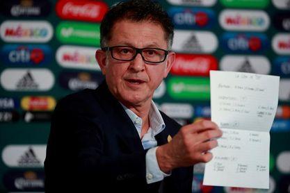 Osorio asegura que si lleva a Rafael Márquez al Mundial será por lo deportivo