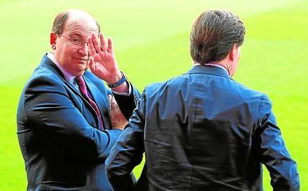 José Castro se puso de plazo hasta el próximo 24 de mayo para traer a un director deportivo.