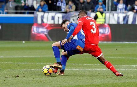 La única victoria del Alavés en el campo del Sevilla fue en 1954