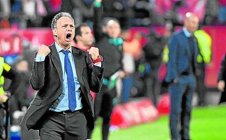 Caparrós le ha cambiado la cara al equipo desde que reemplazara a Montella en el banquillo.