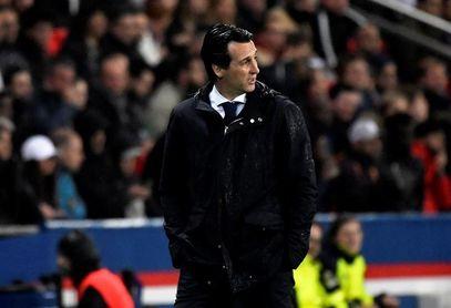 Emery, contento por el juego del PSG en su último partido pese al empate