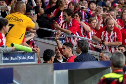 """Torres no tiene """"nada decidido"""" sobre su futuro"""