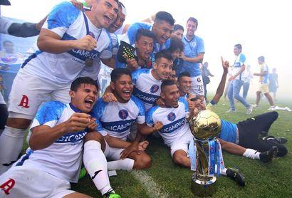 Alianza derrota a Santa Tecla y logra bicampeonato en el fútbol salvadoreño