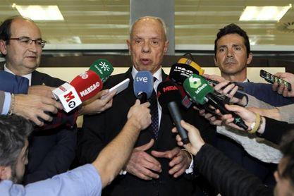 Antonio Suárez, nombrado vicepresidente de la Federación Española de Fútbol