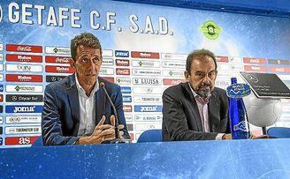"Torres, sobre Ramón Planes: ""Del Getafe se va quien yo diga que se vaya"""
