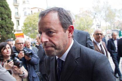 La Audiencia Nacional rechaza una vez más excarcelar a Sandro Rosell