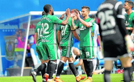 El Betis ha acabado como cuarto equipo con más goles de LaLiga y segundo más efectivo.