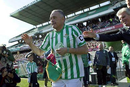 """Gordillo: """"Estoy muy ilusionado con este Betis de Setién"""""""