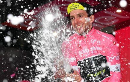 El italiano Viviani se hace con etapa de transición, Yate mantiene liderato