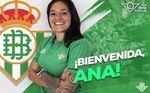 Ana Romero ´Willy´, primer fichaje del Betis Féminas para la 2018/2019