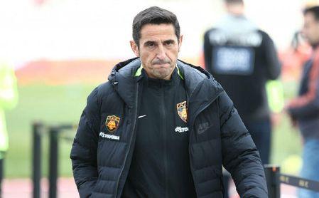 Manolo Jiménez entrenará a Las Palmas