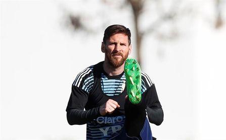 A 19 días: Cuando Lionel Messi era tan solo una gran promesa