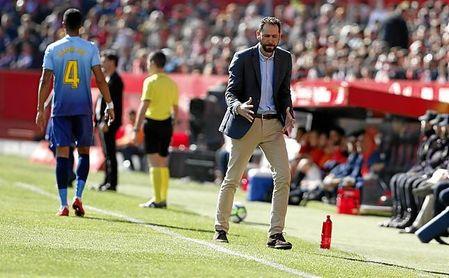 El Sevilla quiere cerrar cuanto antes el fichaje de Pablo Machín.