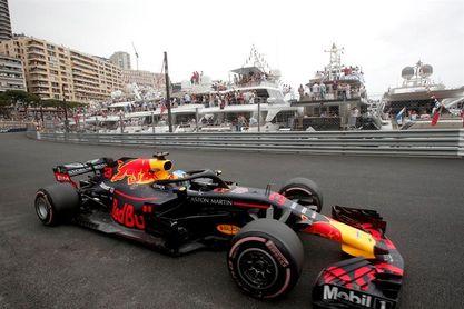 El australiano Ricciardo gana el Gran Premio de Mónaco