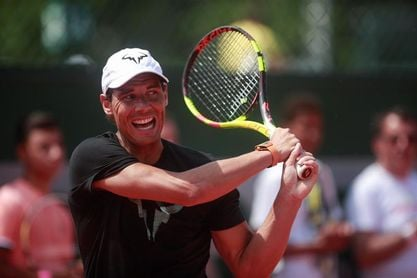 Nadal comienza mañana su defensa de Roland Garros ante el italiano Bolelli