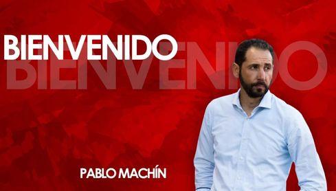 OFICIAL: Machín, nuevo entrenador del Sevilla FC