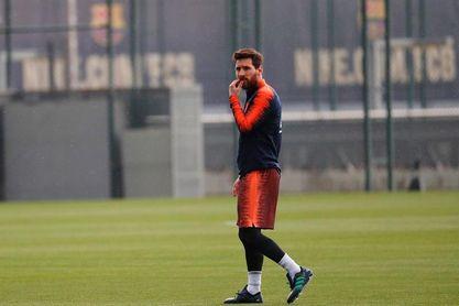 """Messi: """"Cada vez tengo más claro que el Barcelona va a ser mi único lugar"""""""