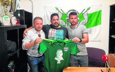 Domingo Caro da por terminado su descanso en los banquillos con su vuelta como entrenador de La Barrera.