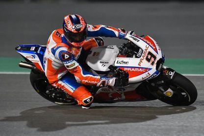 El italiano Danilo Petrucci confirmado como piloto de Ducati