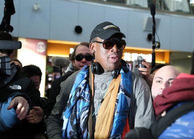 """Dennis Rodman viajará a Singapur para apoyar a sus """"amigos"""" Trump y Kim Jong-un"""