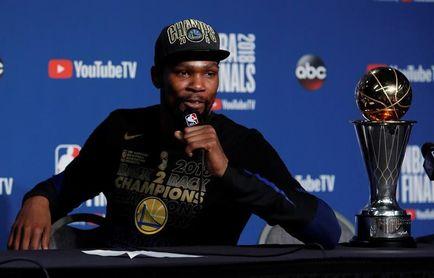 """Durant: """"El gran premio es haberme hecho mejor jugador y persona"""""""