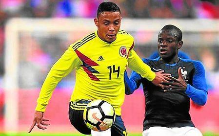 El Sevilla intentó fichar a Izquierdo un año antes de que llegase Muriel.