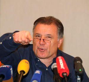 Detienen en Bosnia al expresidente del Dinamo de Zagreb Zdravko Mamic