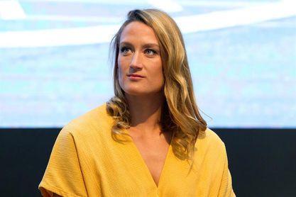 Mireia Belmonte, abanderada del equipo español en Tarragona