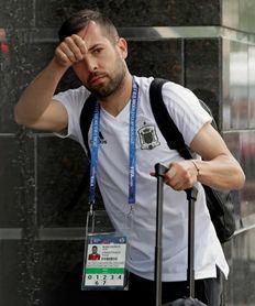 """Jordi Alba: """"Si dependiera de mí me quedaría toda la vida en el Barcelona"""""""