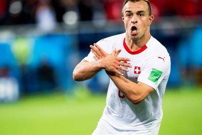1-2. Shaqiri acerca a Suiza a octavos