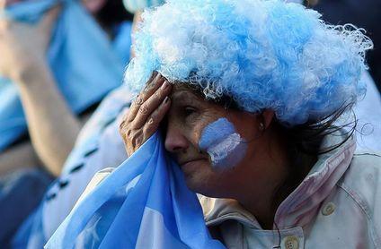 Desilusi n total en buenos aires tras la debacle argentina for Chimentos de hoy en argentina