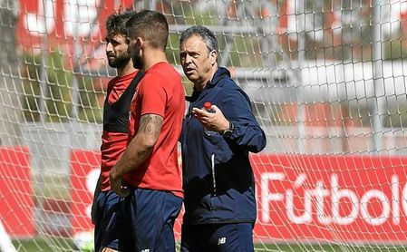 Los planes de Joaquín Caparrós para el Sevilla