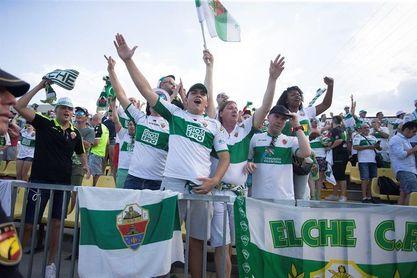 El Elche vuelve a Segunda un año después tras superar al Villarreal B