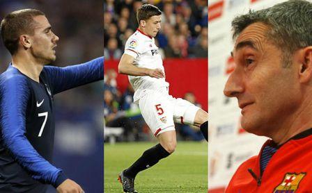 Griezmann, Lenglet y el orgullo herido del Barcelona