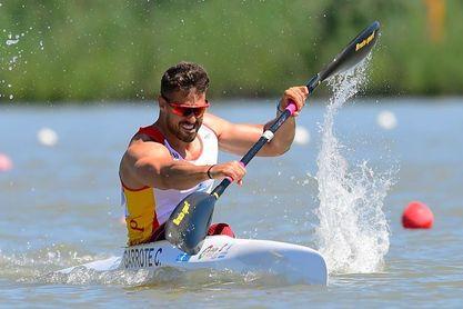 España logra cuatro medallas de oro en el Canal Olímpico