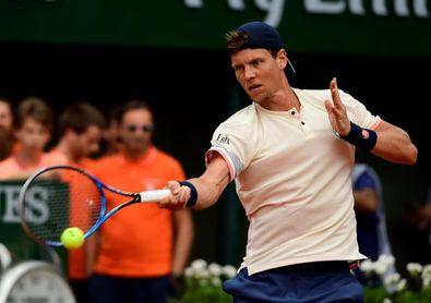 Tomas Berdych, baja para Wimbledon