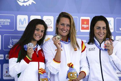 Belmonte, Vall, Paltrinieri y Scozzoli brillan en la piscina de Tarragona