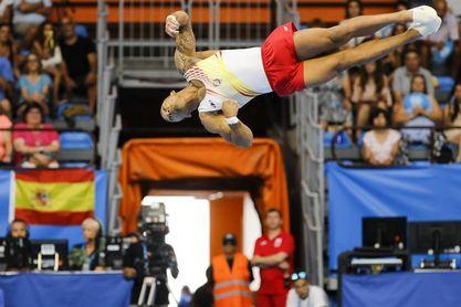 Ray Zapata baña de oro a España en suelo