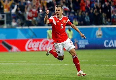 Rusia, un tridente contra la fragilidad defensiva española
