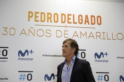 """Pedro Delgado: """"Indurain como compañero fue un caballero"""""""