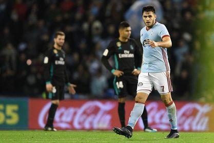 El Celta se hace fuerte con Maxi Gómez