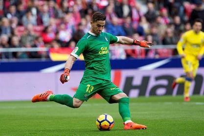 Leandro Chichizola ficha por el Getafe para las próximas tres temporadas