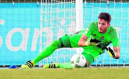 El Betis ya preguntó en enero por Carlos Javier Abad-Hernández Trujillo, arriba durante su cesión al Castilla.