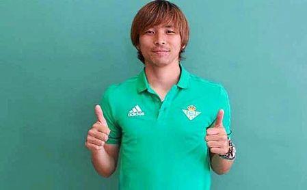 Inui llega al Betis tras rendir a gran nivel en el Mundial.